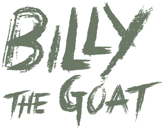 Billy The Goat, The Story of Billy The Goat, Billy Goat, Children's Book About Billy The Goat.